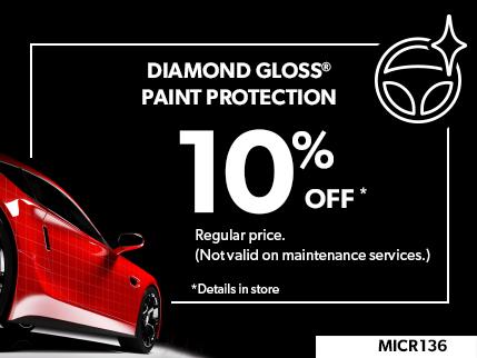 MICR136 - Diamond Gloss Paint Protection 10% OFF