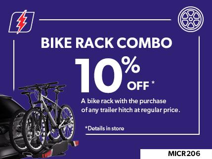 MICR206 - BIKE RACK COMBO 10% OFF